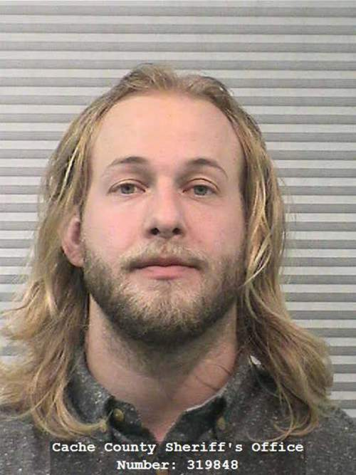 Courtesy  |  Cache County Jail  Chris Copier.