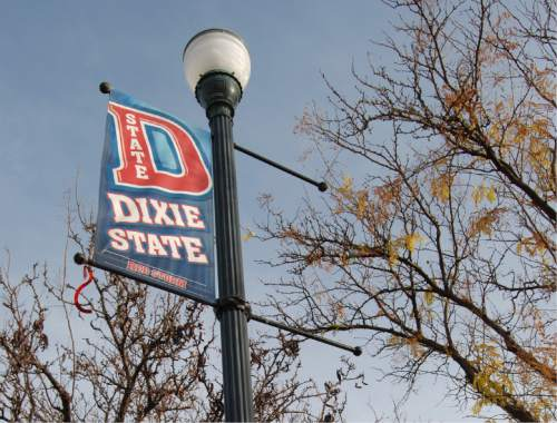 Brian Maffly | The Salt Lake Tribune Dixie State College
