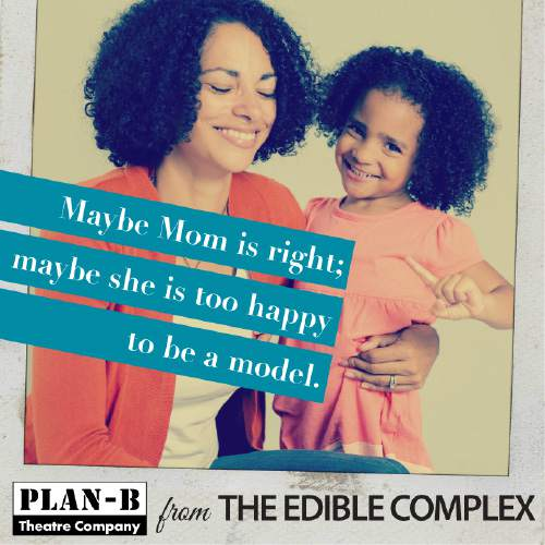 """Courtesy photo Melissa Leilani Larson's """"The Edible Complex,"""" a new work for grades 4-6, will be part of  Plan-B Theatre Company's 2016/17 season."""