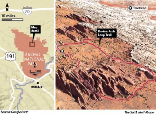Utah Hike of the Week: Broken Arch Loop — Arches National Park - The ...