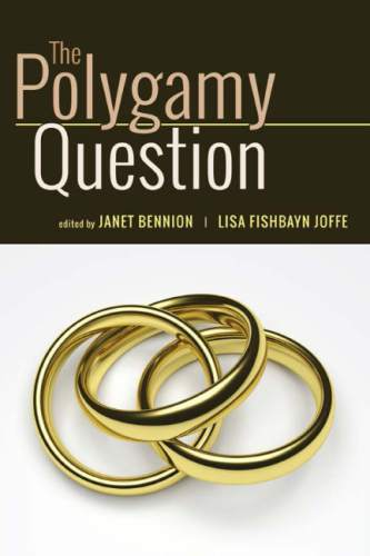 "|  Courtesy   Cover of ""The Polygamy Question"""