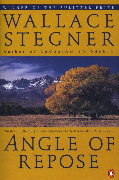 "Courtesy Photo  The Pulitzer Prize-winning novel ""Angle of Repose"""