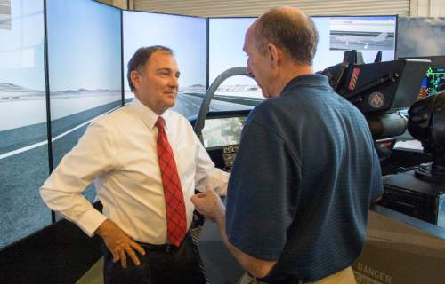 Rick Egan  |  Tribune file photo  Gov. Gary Herbert is among those who have signed the pledge to stick with Sen. Ted Cruz on every ballot if there is a contested Republican nominating convention in July.