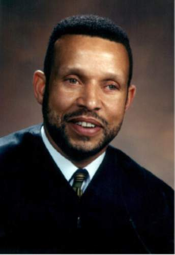 |  Courtesy  Appointed by former Gov. Norm Bangerter, 3rd District Court Judge Tyrone Medley, was Utah's only African American on the state bench. He retired in 2012.