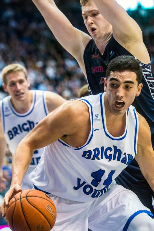 BYU football: Corbin Kaufusi will play both basketball and ...