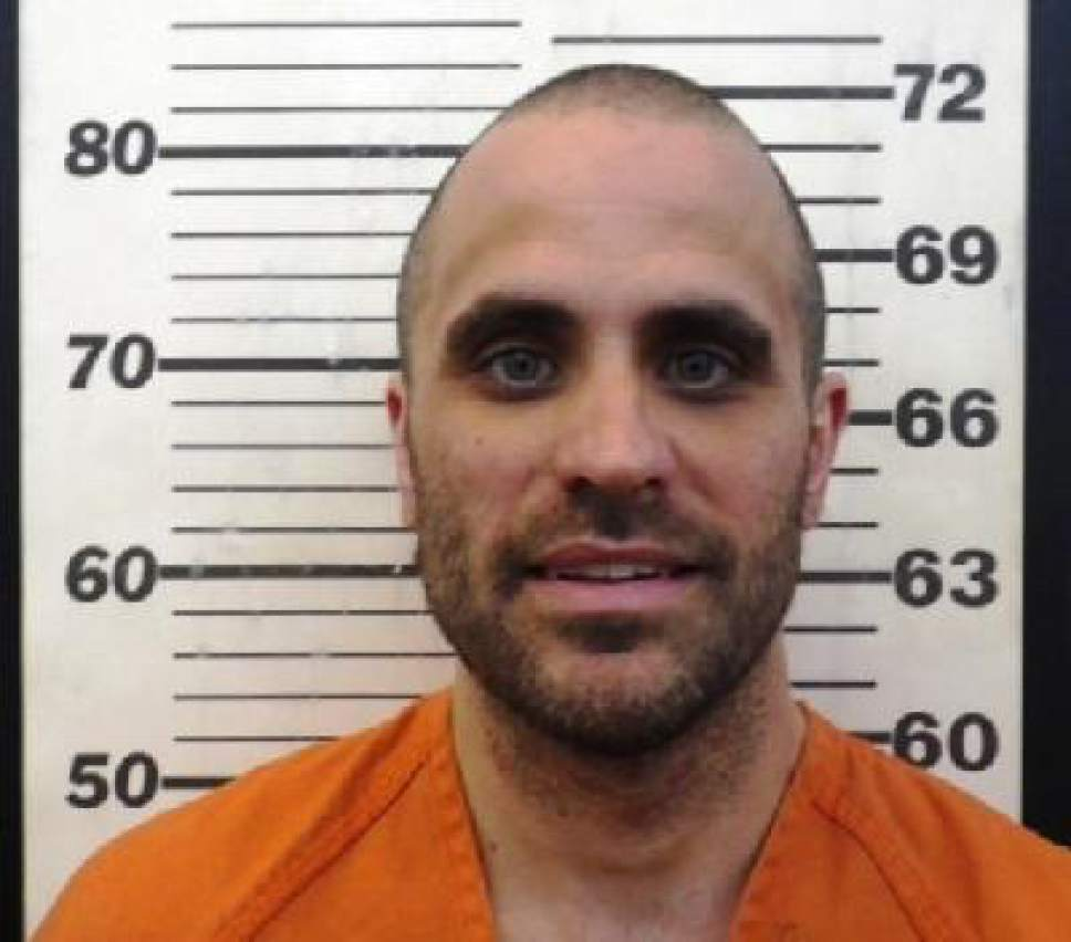 Photo courtesy of the Utah Department of Corrections  Todd Rettenberger