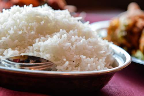Francisco Kjolseth   The Salt Lake Tribune  Everest Curry Kitchen in Sandy, offers an extensive menu of Indian delights, including the aromatic basmati rice.