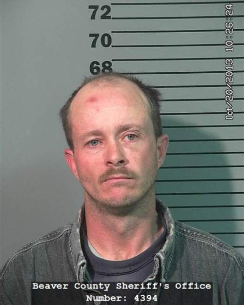 Courtesy  |  Beaver County Sheriff's Office  Ronald Corey Fordham