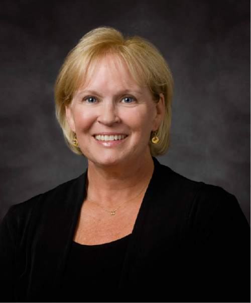 Courtesy  |  University of Utah  Philanthropist Lynette Nielsen Gay is set to receive an honorary degree from the University of Utah in May 2016.