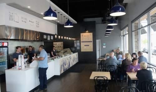 Restaurant Reviews Meet The Salt Lake Valley S Newest Quick