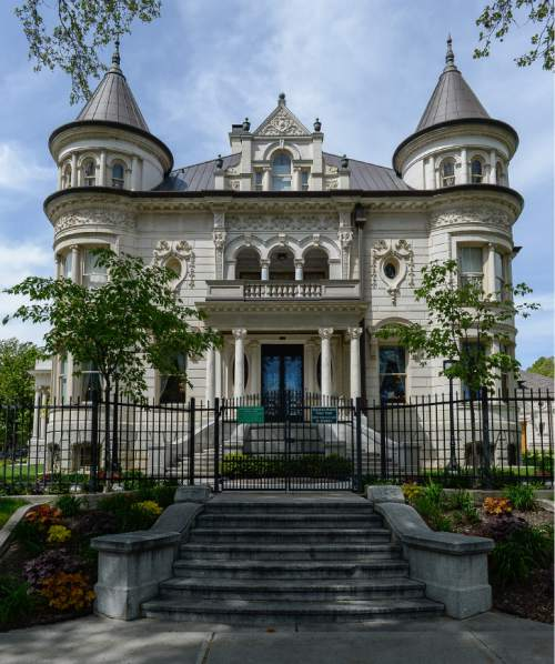 Salt Lake City Utah Homes: The Mansion Capital Of America?