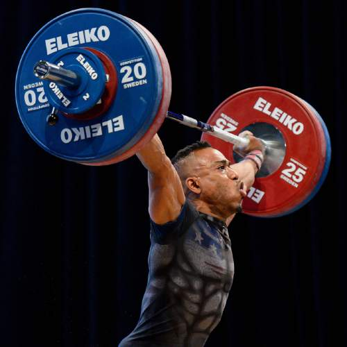 Olympics Usa Weightlifting Wants To Capitalize On Boom In Sports S Popularity For Next Olympic Cycle The Salt Lake Tribune