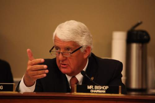 Courtesy  |  House Committee on Natural Resources  Rep. Rob Bishop, R-Utah.