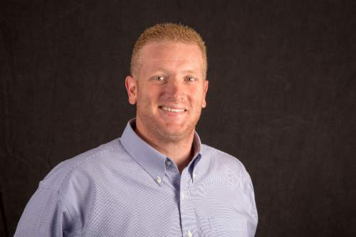 | Courtesy Utah Athletics   Kyle Brennan, Utah deputy director of athletics