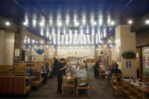 Rick Egan  |  The Salt Lake Tribune  The La Puente restaurant on State Street, Friday, April 29, 2016.