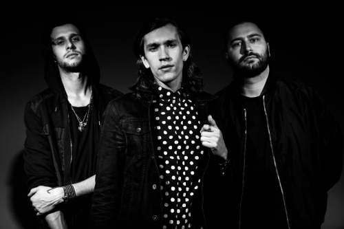 Courtesy photo  London- and Los Angeles-based band Charming Liars will be playing at Salt Lake City's In the Venue on Friday, along with Blaqk Audio and Night Riots.