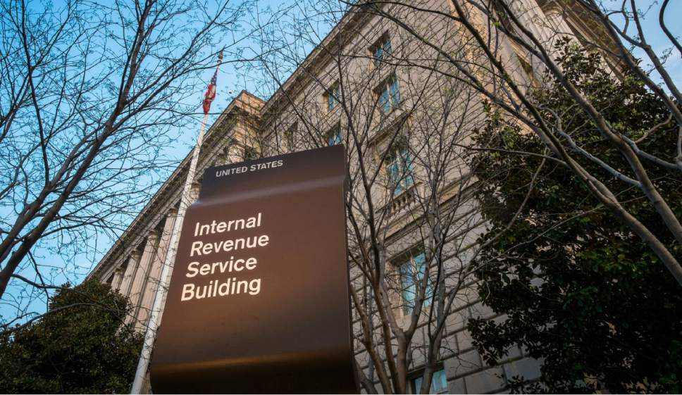 David Ake  |  AP file photo The IRS has revoked the tax-exempt status of the Economic Development Corporation of Utah, a non-profit that receives most of its funding from taxpayers.