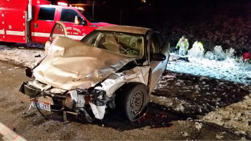 Utah Traffic Fatalities Increased In 2015 The Salt Lake Tribune