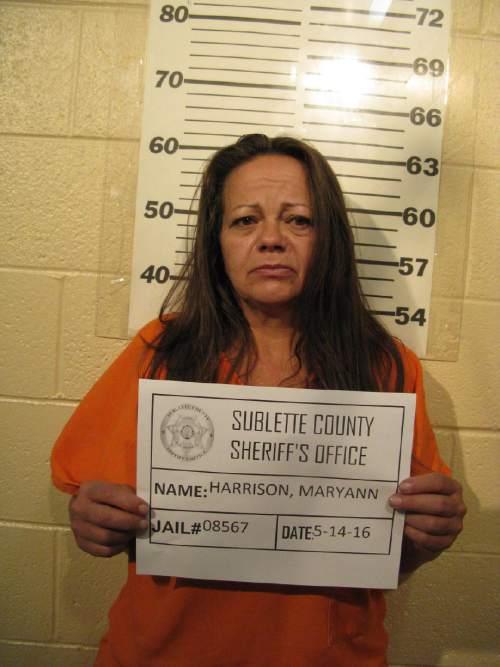 Courtesy  |  Sublette County jail  Maryann Harrison