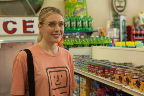 "Greta Gerwig stars in ""Wiener-Dog,"" a collection of stories by writer-director Todd Solondz that serves as a sort-of-sequel to his 1996 film ""Welcome to the Dollhouse."" ""Wiener-Dog"" screened in the Premieres section of the 2016 Sundance Film Festival and opens nationally June 24. Courtesy Sundance Institute"