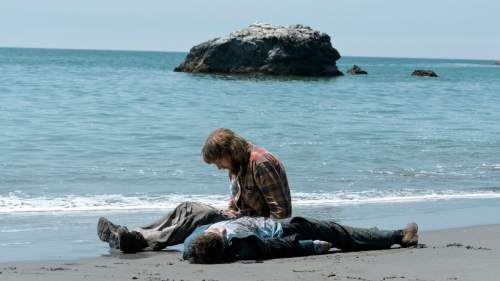 "A scene from the film ""Swiss Army Man,"" which was part of the 2016 Sundance Film Festival and opens nationally July 1. Courtesy Sundance Film Festival"