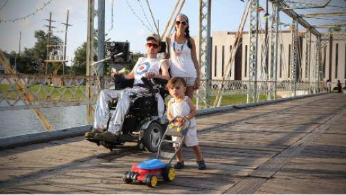 "A scene from the film ""Gleason,"" which was part of the 2016 Sundance Film Festival and opens nationally in July. Courtesy Sundance Film Festival"