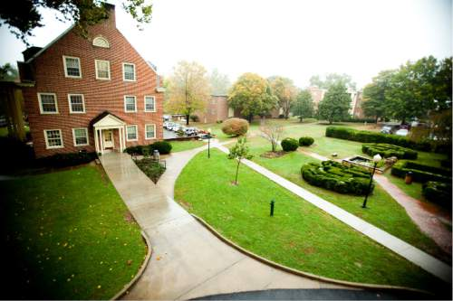 |  Courtesy  Southern Virginia University campus.