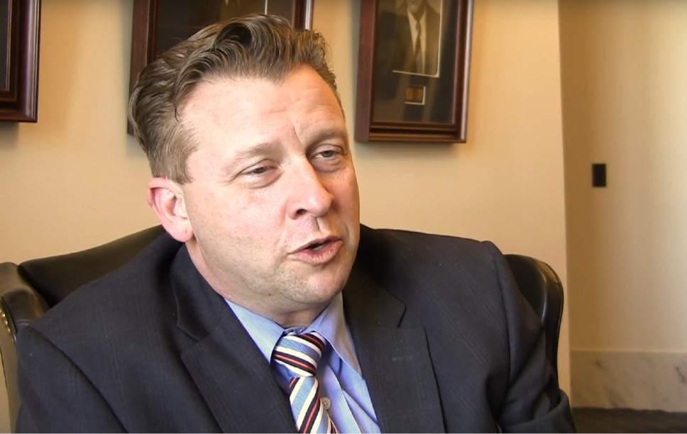 Senator Todd Weiler (R-Woods Cross)