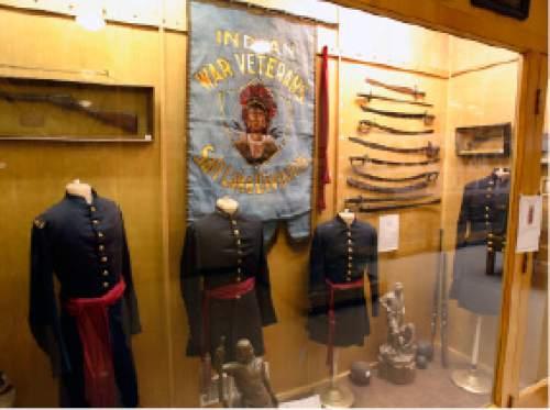 """Tribune file photo """"100 Things to do in Salt Lake City Before You Die"""" -- Take in the Daughters of Utah Pioneers Museum."""