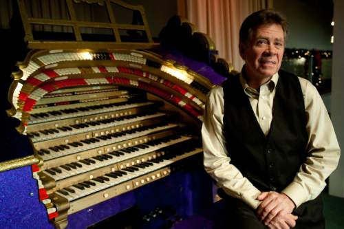 Tribune file photo ì100 Things to do in Salt Lake City Before You Dieî ó See a silent film with organ accompaniment at Edison Street Events Center, historically known as the Organ Loft.