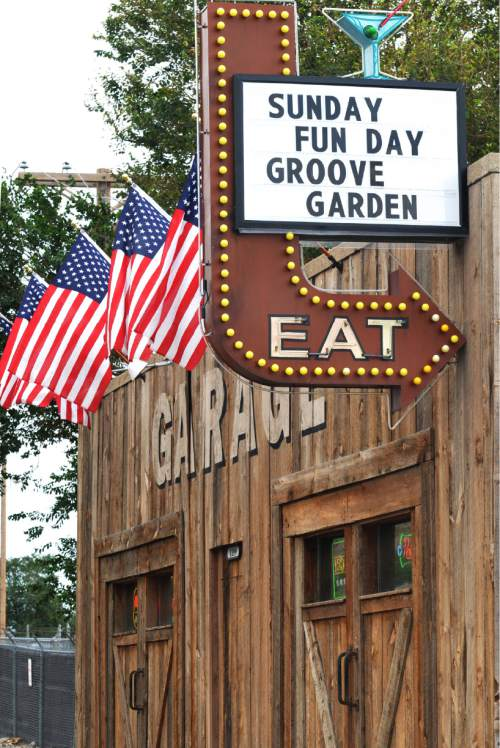 "Tribune File Photo ""100 Things to do in Salt Lake City Before You Die"" - Eat funeral potatoes at the Garage on Beck."