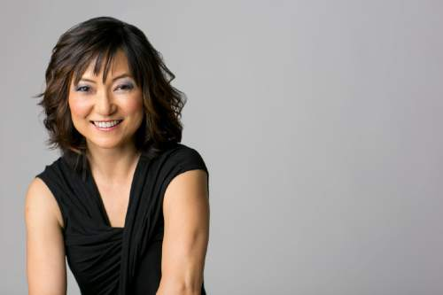 Courtesy photo Rei Hotoda will lead most of the Utah Symphony's community concerts this summer.