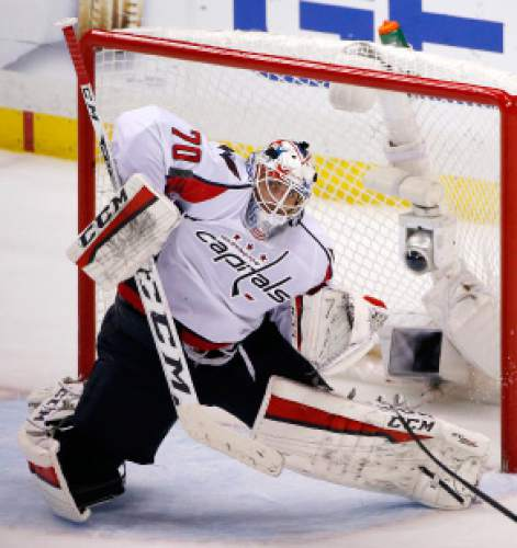 NHL  Braden Holtby s LGBT support goes beyond a parade - The Salt ... 51174493b32f