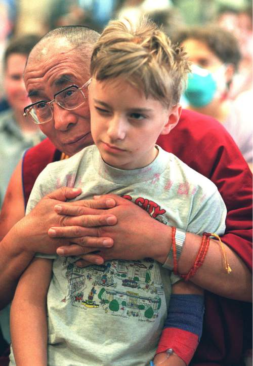 Why Utahns of all stripes are drawn to the Dalai Lama and his message of compassion and peace