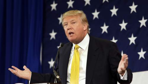 Jim Cole   AP file photo Donald Trump has a Mormon problem that is most pronounced in Utah but extends to other Western states that could make a difference in the November election.