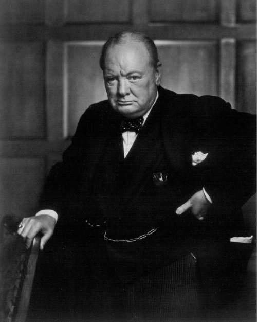 1941 Winston Churchill