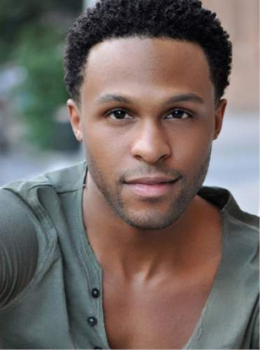 """Courtesy photo  Actor Jarran Muse plays Marvin Gaye in """"Motown the Musical."""""""