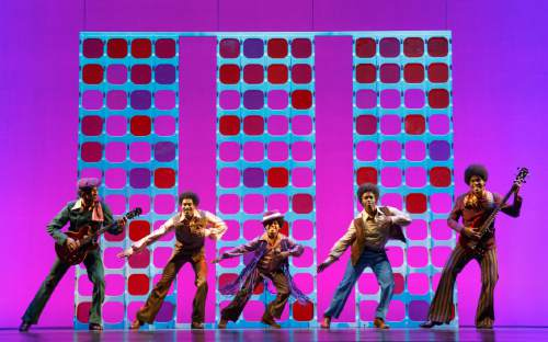 """Courtesy photo  """"Motown the Musical"""" plays Salt Lake City June 28 through July 3 at the Capitol Theatre."""