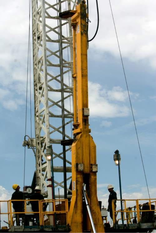 Blm Poised To Ok 5 750 New Wells For Utah Oilfield The