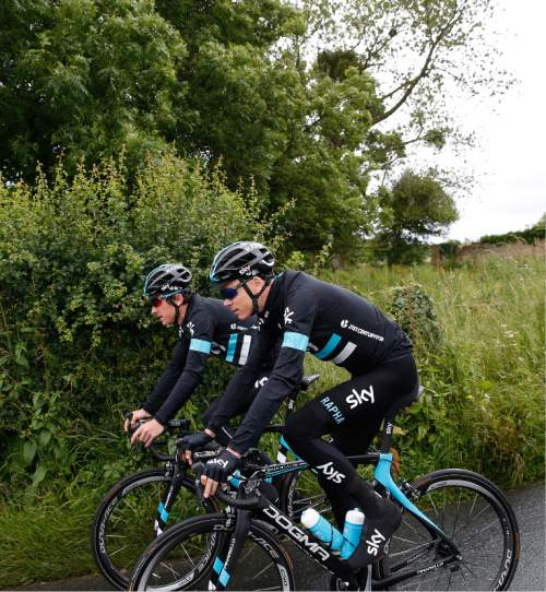 Bike Trainer En Francais: Cycling: Froome Worried About Pure Climbers In Tour De