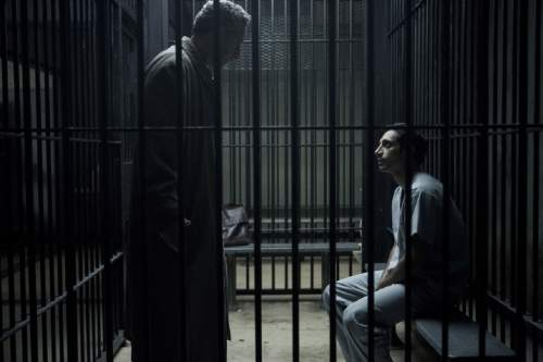 "John Turturro and Riz Ahmed star in ""The Night Of.""  Photo: Craig Blankenhorn/HBO"