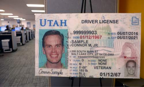 More Your Driver Tribune Thanks Makeover - The Secure License Salt Will Lake Be To High-tech Utah Next