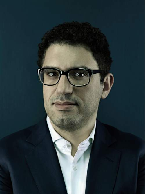 """Sam Esmail is the creator/executive producer of """"Mr. Robot.""""  Photo by: Nadav Kander/USA Network"""