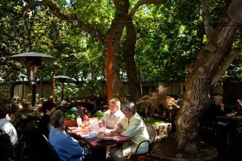 Chris Detrick  |  The Salt Lake Tribune Ruth's Diner in Emmigration Canyon is one of Utah's oldest restaurants.