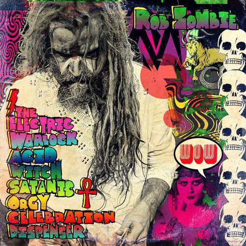 """   Courtesy photo  Shock rocker Rob Zombie will be co-headlining a """"Return of the Dreads"""" tour show with Korn at Usana Amphitheatre on Wednesday, July 20. Zombie's sixth solo studio album (""""The Electric Warlock Acid Witch Satanic Orgy Celebration Dispenser"""") was released on April 29."""