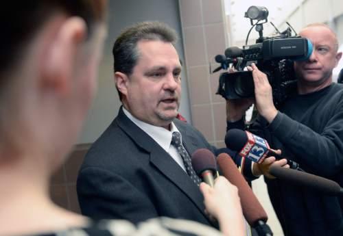 Al Hartmann     The Salt Lake Tribune  Davis County Attorney Troy Rawlings.