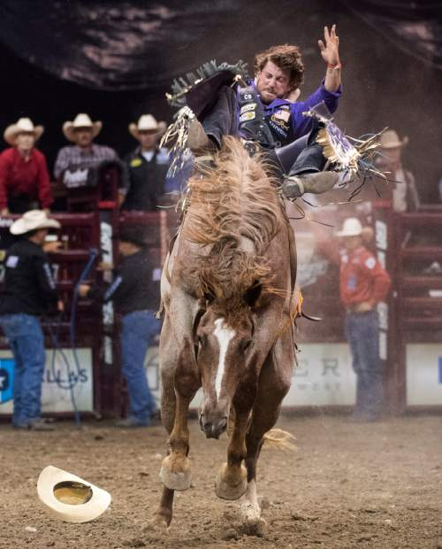 Days Of 47 Rodeo Under Improbable Odds Guthrie Murray