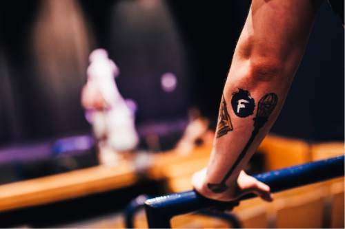 Paying admission to the Great Salt Lake Fringe Festival secures a temporary tattoo. (Courtesy image)