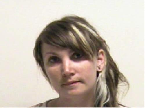 Courtesy     Utah County Jail  Chelsea Fuller