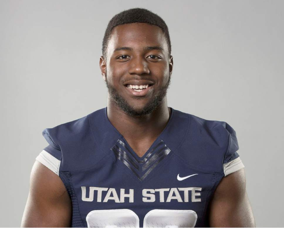 Courtesy of Utah State University  Torrey Green is being investigated for rape during his time at USU.
